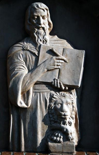 St_Mark_statue
