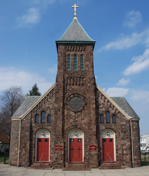 church-front-color